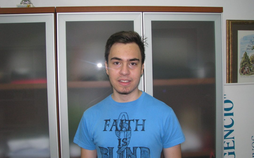 D. Francisco Javier Sarabia ha sido premiado con elsegundo premio en la XII edición de Eustory